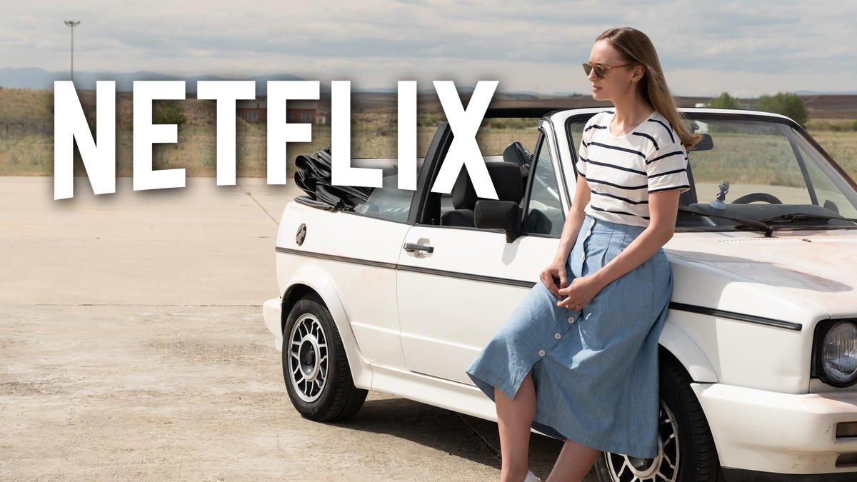 Netflix - White Lines